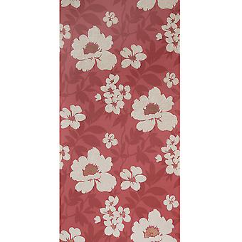 Blendworth Red Wallpaper Roll - Paper Trail Bayswater Design - Colour: BL-0901