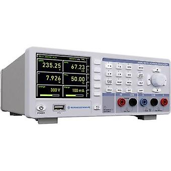 Rohde & Schwarz 3593.8875.02power analyser, mains analyser3593.8875.02