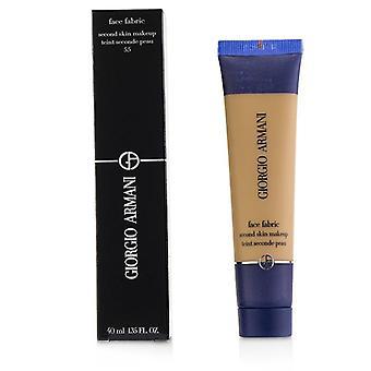 Giorgio Armani ansikt stoff andre hud lett Foundation - # 5.5-40ml/1.35 oz