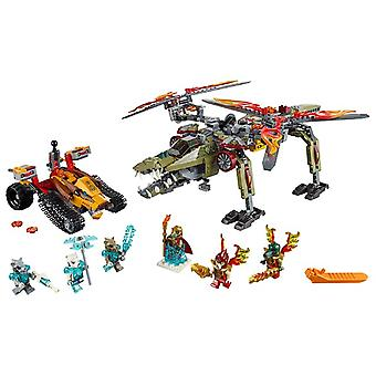 LEGO Rescue of King Crominus 70227