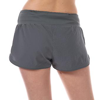 Womens adidas Supernova Glide Shorts In Grey Five