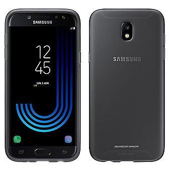 Samsung gelée housse EF AJ730 pour J7 2017 A730 cas de poche manchon noir