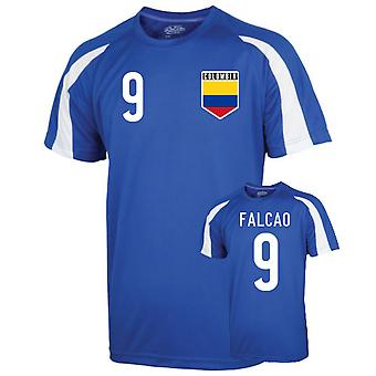 Colombia Sports Training Jersey (falcao 9) - Kids