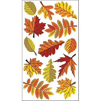 Sticko Stickers-Fall Leaves