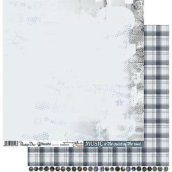 Maestro Double-Sided Cardstock 12