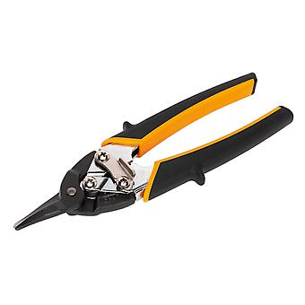 Sealey Ak6916 Aviation Tin Snips - Mini Straight Cut