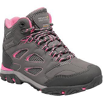 Regatta Boys & Girls Holcombe IEP Isotex Waterproof Walking Boots
