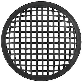 Speaker grille (Ø x H) 170 mm x 14 mm Monacor MZF-8627