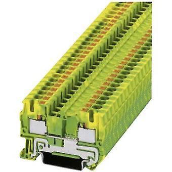 Phoenix Contact PT 4-PE 3211766 Tripleport PG terminal Number of pins: 2 0.2 mm² 4 mm² Green-yellow 1 pc(s)