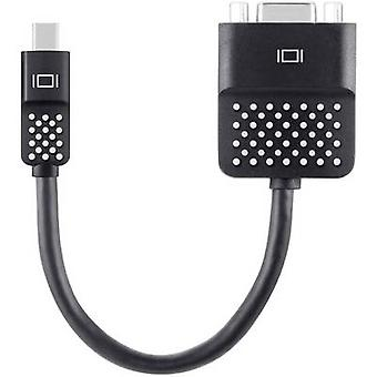 Belkin DisplayPort / VGA Adapter [1x Mini DisplayPort plug - 1x VGA socket] Black