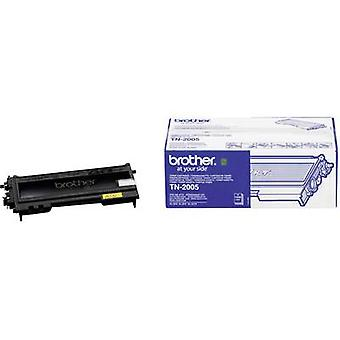 Toner cartridge Original Brother TN-2005 Black Page yield 1500 pages