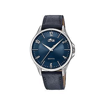 LOTUS - wrist watch - men - 18518-3 - leather strap classic - classic