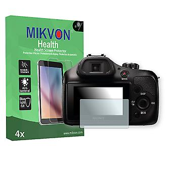 Sony Alpha 3000 Screen Protector - Mikvon Health (Retail Package with accessories)