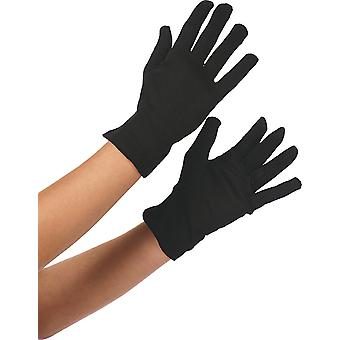 Gloves black accessory Carnival glove