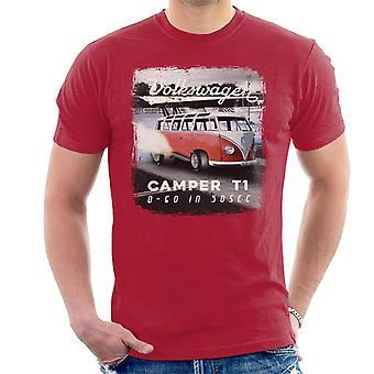 Official Volkswagen Type 3 Dragster Men's T-Shirt