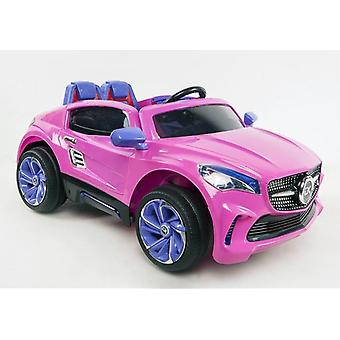 RideonToys4u Mercedes Style 12V Electric Ride on Car Parental Remote 3-6 Years