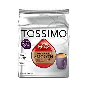 Kenco Tassimo Kaffee Americano glatt