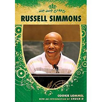 Russell Simmons by Cookie Lommel - 9780791094679 Book