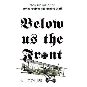 Below us the Front by Below us the Front - 9781789014181 Book