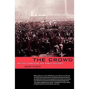 A multidão - literatura britânica e políticas públicas por John pirar - 978