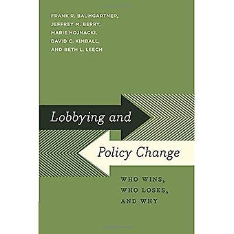 Lobbyvirksomhet og policyendring: hvem som vinner, som taper, og hvorfor