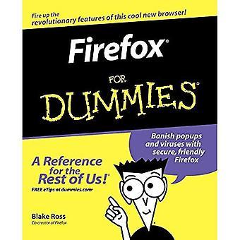 Firefox for Dummies (för Dummies)