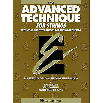 Essential Elements Advanced
