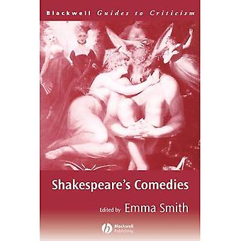 Shakespeare's Comedies: A Guide to Criticism (Blackwell Guides to Criticism)