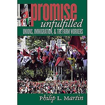 Promessa não cumpridas: Sindicatos, imigração e os trabalhadores agrícolas