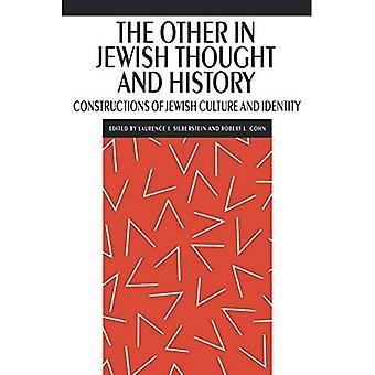 El otro en el pensamiento judío y la historia: construcciones de identidad y cultura judía