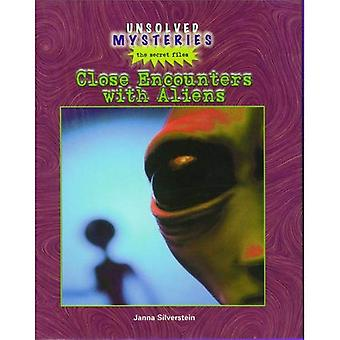 Close Encounters with Aliens (Unsolved Mysteries (Rosen))