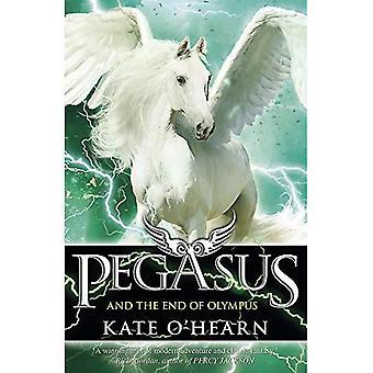 Pegasus et la fin de l'Olympe: livre 6