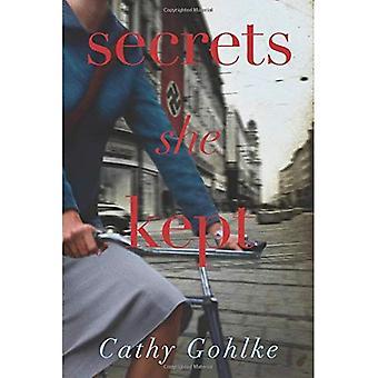 Hän piti salaisuudet
