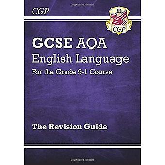 Nueva GCSE inglés AQA revisión guía - para el grado 9-1 curso