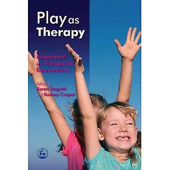 Spielen Sie als Therapie: Bewertung und therapeutische Interventionen