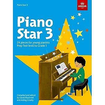 Piano Star Book 3 (ABRSM Exam Pieces)