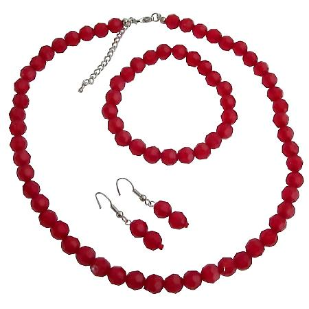Favorite Of Yours Jewelry Christmas Holiday Gifts Red Beads