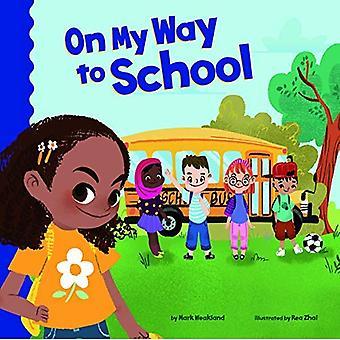 Auf dem Weg zur Schule (Schulordnung)