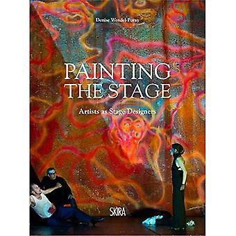 Painting the Stage: Artists� as Stage Designers
