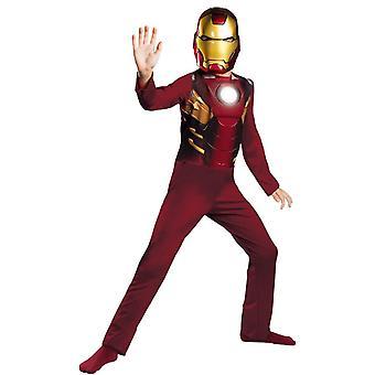 IJzeren Man Mark 7 kind kostuum