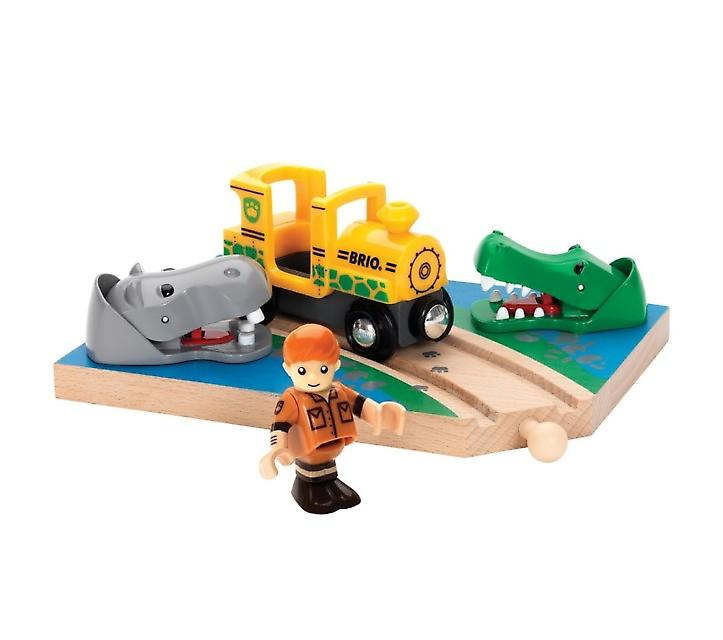 BRIO Safari Crossing 33721