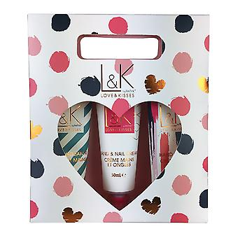 Love & Kisses Pink Fruity Hand Treats Trio