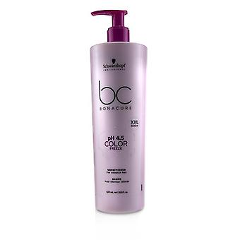 Schwarzkopf BC Bonacure pH 4.5 Color Freeze Conditioner (For Coloured Hair) 500ml/16.9oz