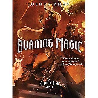 Burning Magic (een Shadow Magic roman)