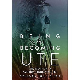 Att vara och bli ute: berättelsen om en amerikansk indian människor