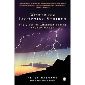 Where the Lightning Strikes - The Lives of American Indian Sacred Plac