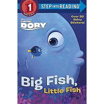 Big Fish - Little Fish (Disney/Pixar Finding Dory) by Christy Webster