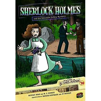 Sherlock Holmes and the Boscombe Valley Mystery by Murray Shaw - M. J