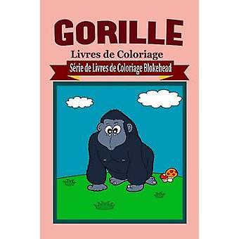 Gorille Livres de Coloriage by Gorille Livres de Coloriage - 97813204