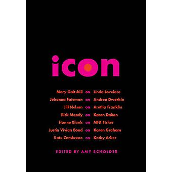 Icon by Amy Scholder - 9781558618664 Book